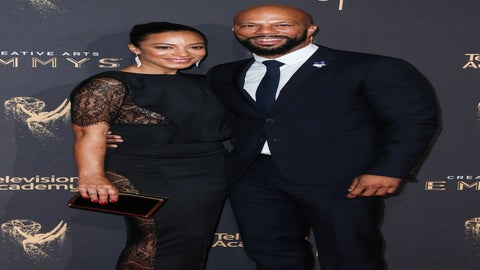 We Really, Really Want These Common And Angela Rye Dating Rumors To Be True
