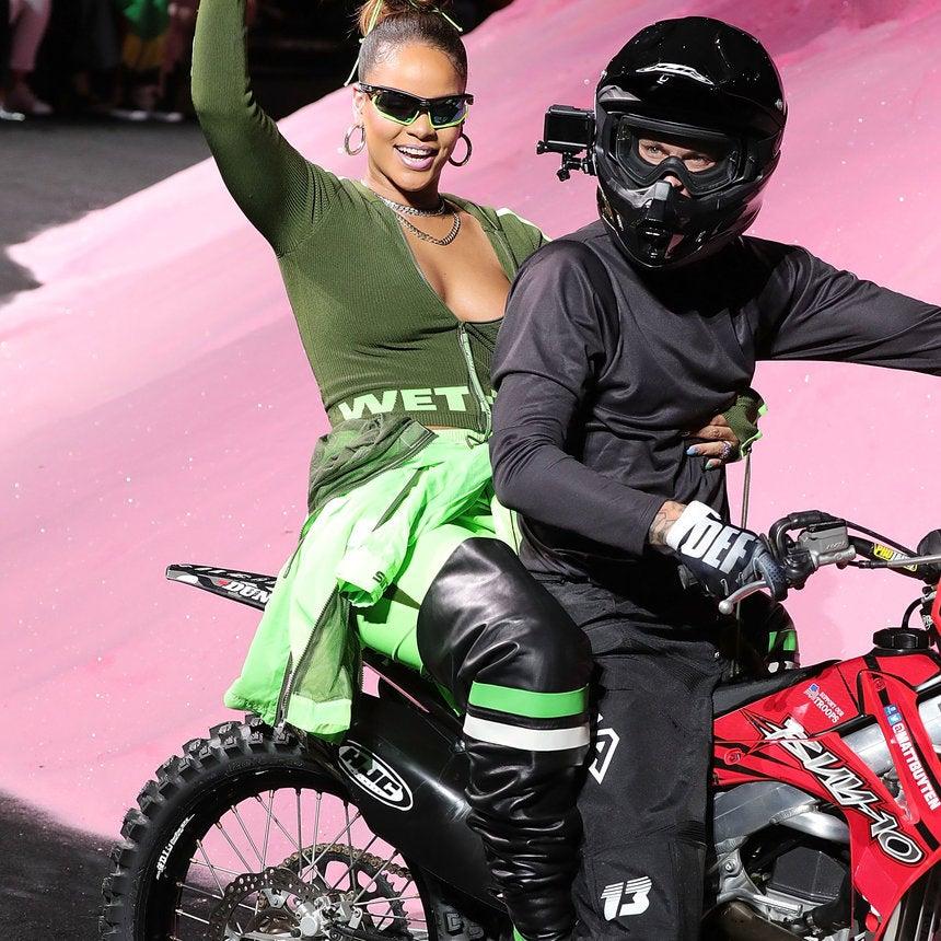 Rihanna Isn't Showing Fenty x Puma At This Year's New York Fashion Week