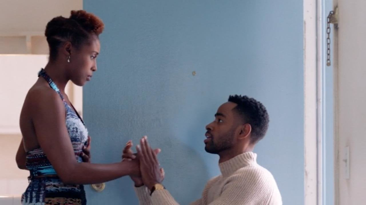 Issa, Lawrence and The Five Real AF Stages of a Messy Breakup