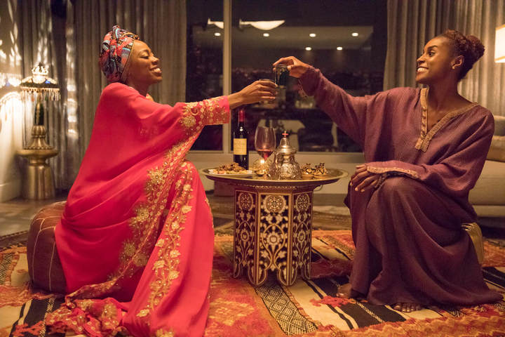 Malibu! Issa and Molly's Moments On 'Insecure' Celebrate The Resilience Of Black Sisterhood