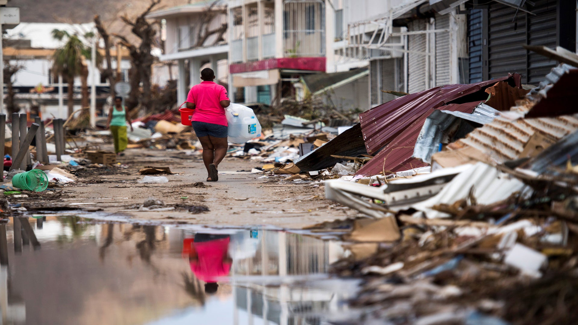 On Hurricanes, The U.S. Virgin Islands And Who Really Matters During Natural Disasters