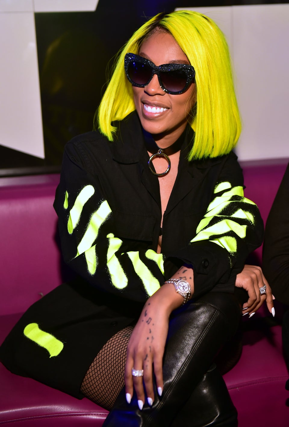 K. Michelle Loves Music But Is Ready To Make Babies