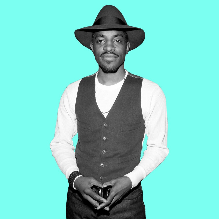 Andre 3000 Is Obsessed With Anita Baker And Plans To Design A Line Of T-Shirts Inspired By Her