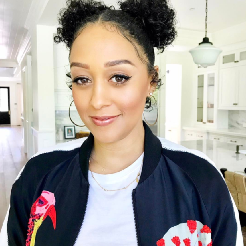 Tia Mowry-Hardrict Just Killed These Caribbean Dance Hall Moves While Six Months Pregnant