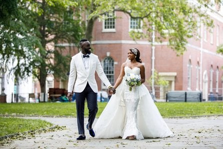 Bridal Bliss: Eric and Janells Philadelphia Wedding