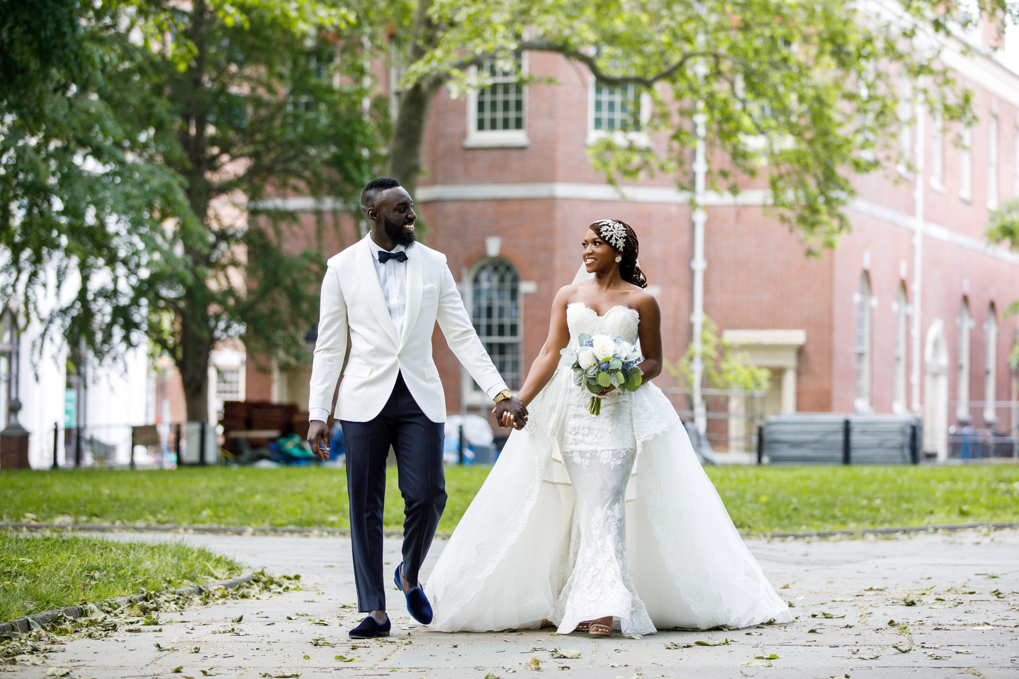 Bridal Bliss Eric And Janell S Philly Wedding Style Deserves Lause