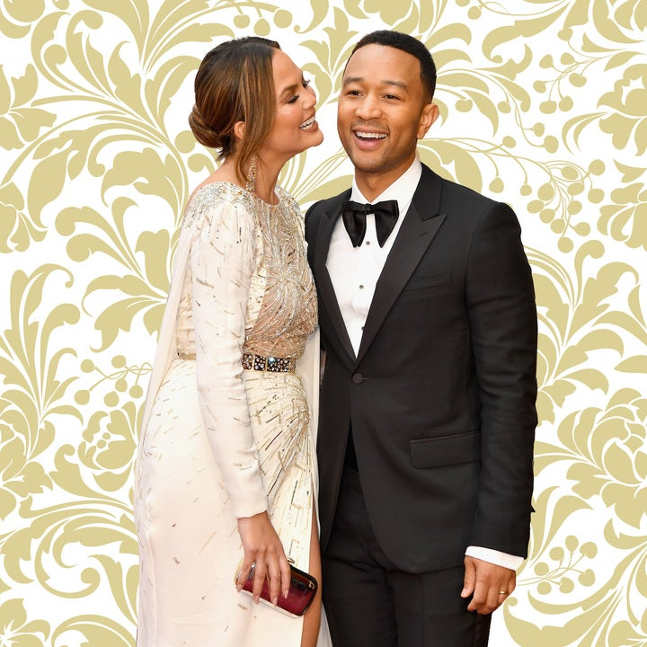 These Photos Of John Legend and Chrissy Teigen's Kids Splashing Around Will Make Your Monday