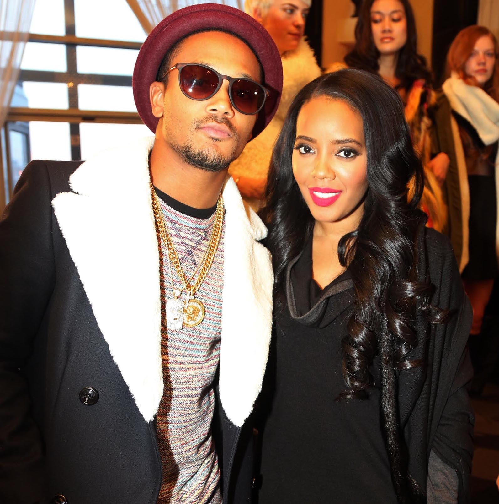Angela simmons and romeo miller dating in 2019