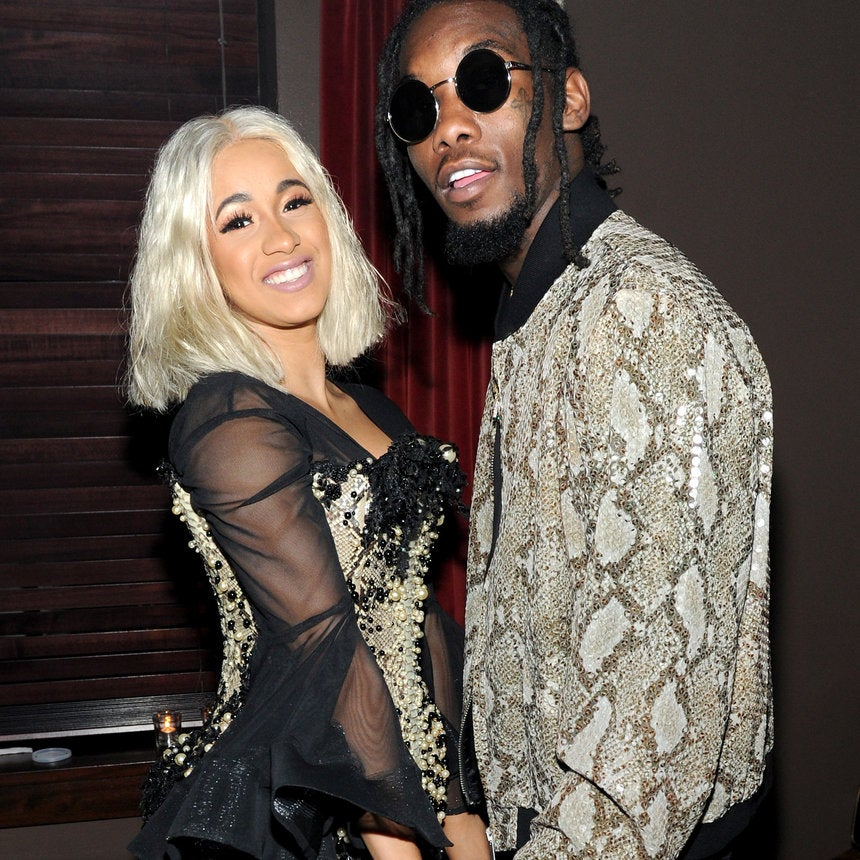 Cardi B And Her No. 1 Song Got An Outpouring Of Love From These Celebs