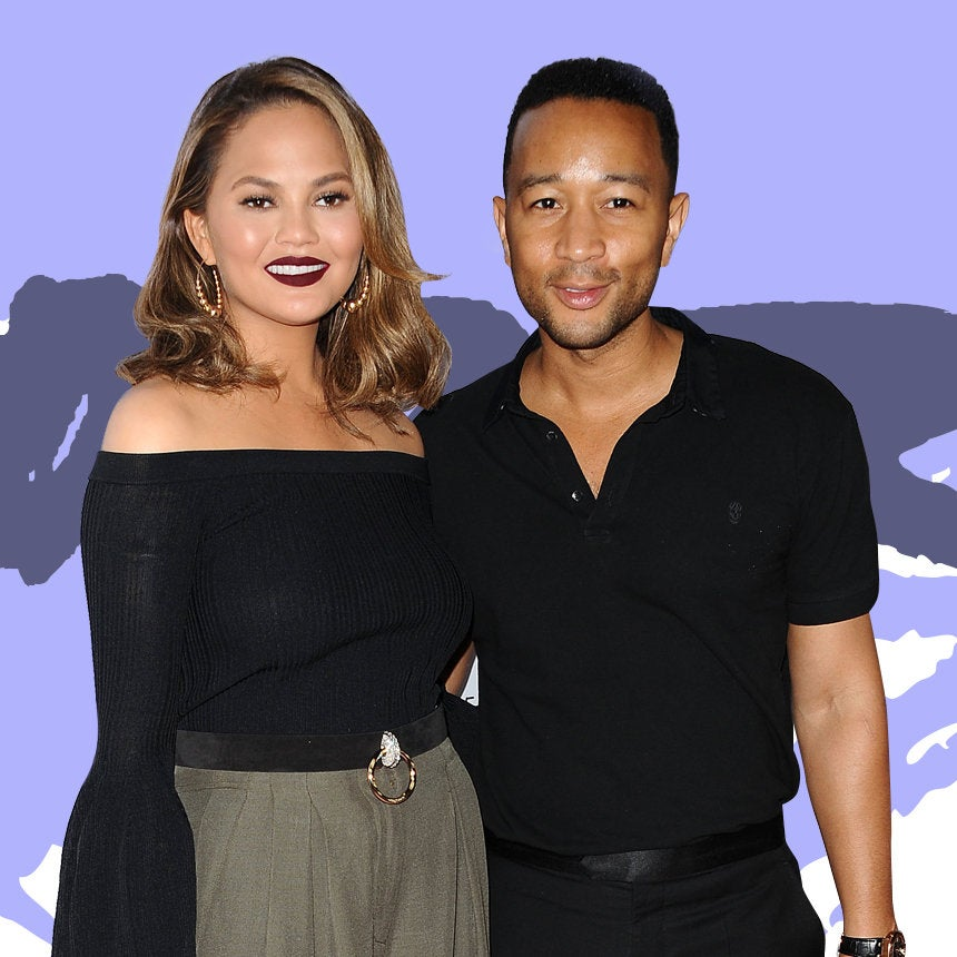 10 Times John Legend And Chrissy Teigen Were Super Cute Together