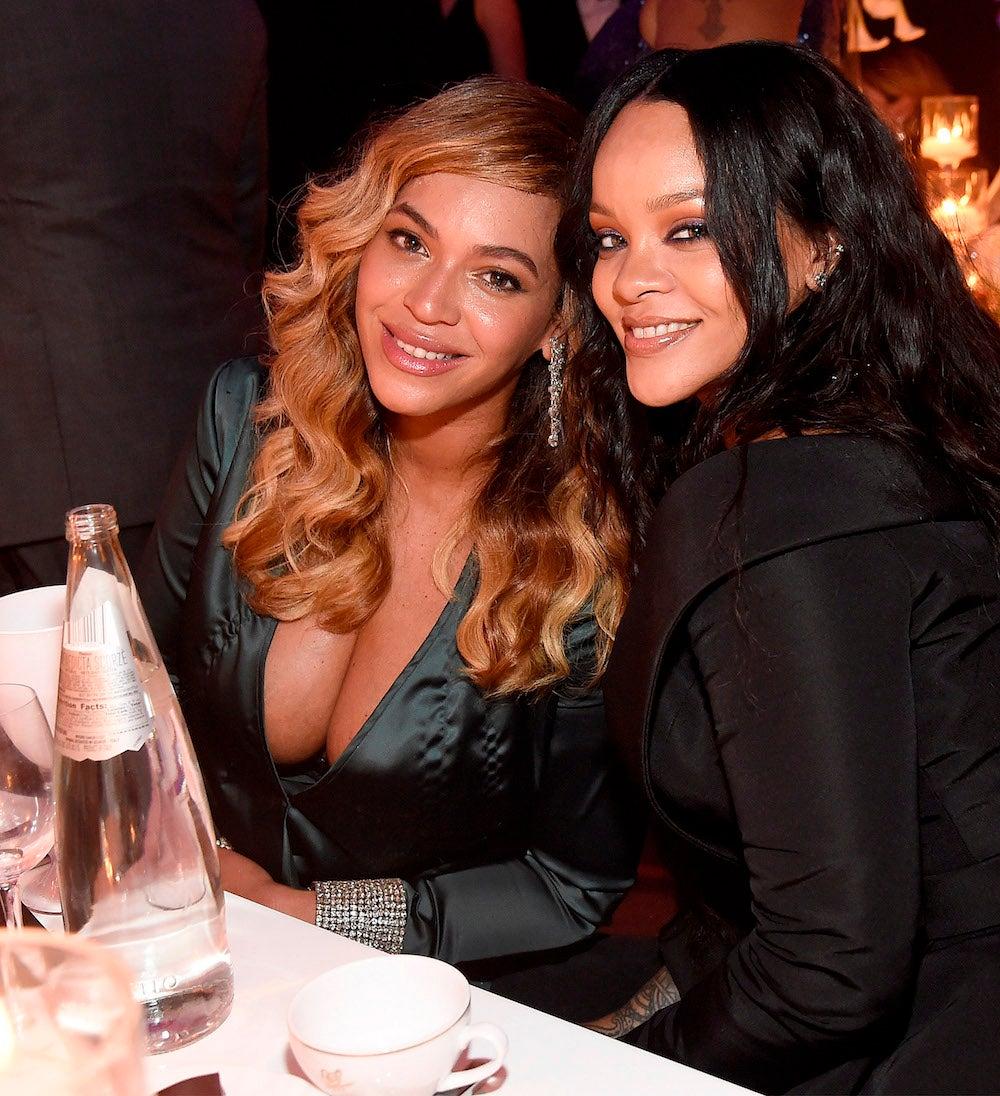 Highlights From Rihanna's Diamond Ball 2017