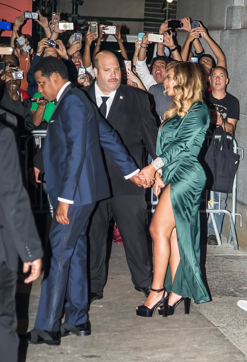 Beyoncé Wore Spanx Under Her Dress And The Internet Couldn T Believe It