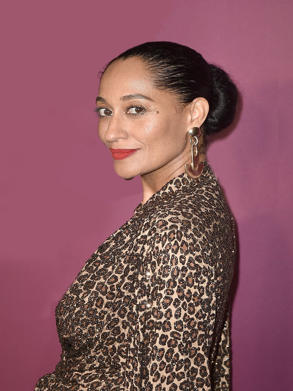 Tracee Ellis Ross Waxes Her Nostrils, Shares the Painful Video on Instagram: 'Just Say No!'