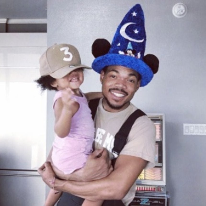 This Video of Kanye West And Chance The Rapper's Kids Dancing Together Will Make Your Heart Melt