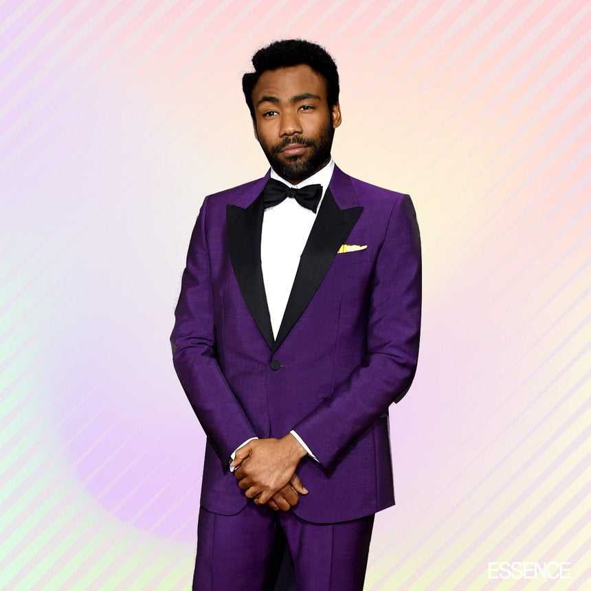 Donald Glover Just Made History At The Emmys