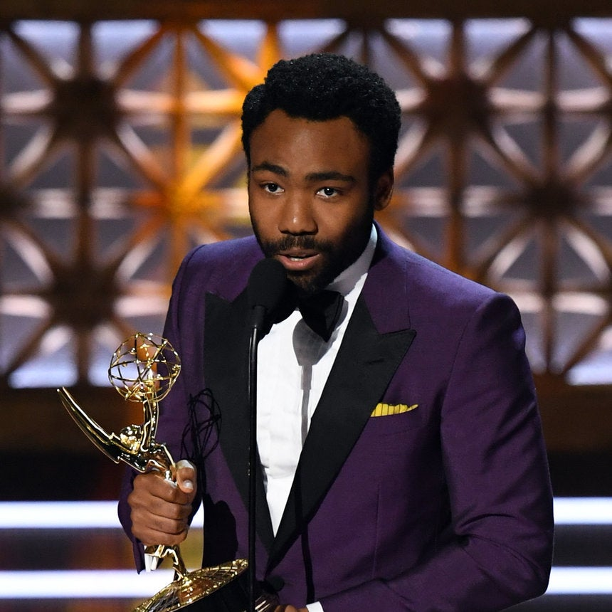 Donald Glover Announces Baby Number Two During Emmy Win