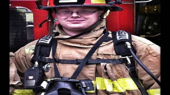 Ohio Firefighter Says He'd Save One Dog Over 'A Million N*****'