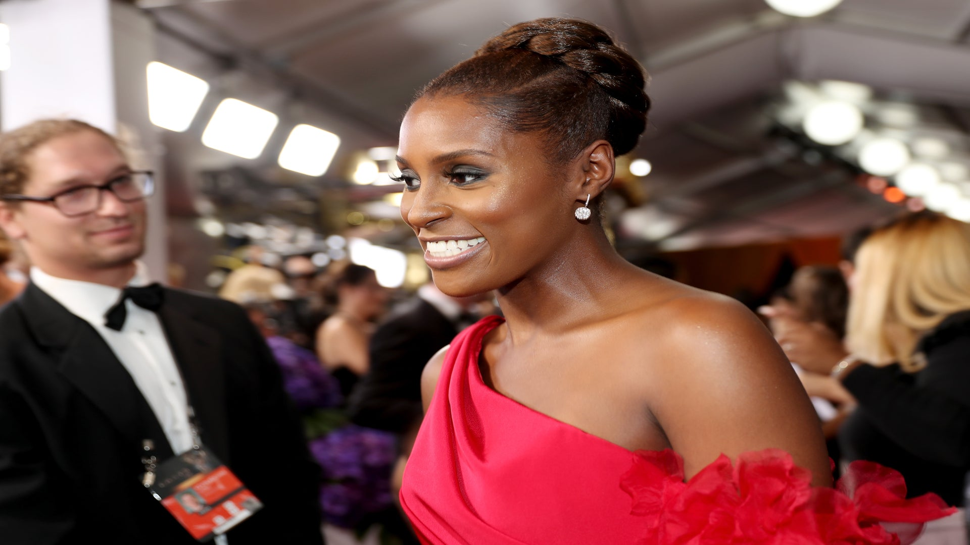 Racists Are Calling Issa Rae Racist After 'I'm Rooting For Everybody Black' Comment