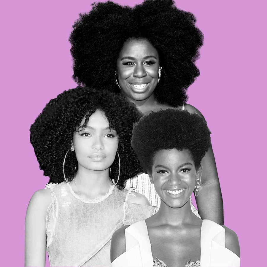 The Celebrity Afros We're Already Swooning Over This Year