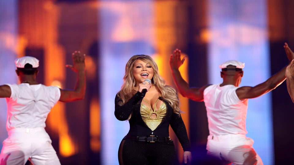 Mariah Carey is 'Feeling Better & Back at Work' After Having to Cancel Concerts Due to Illness