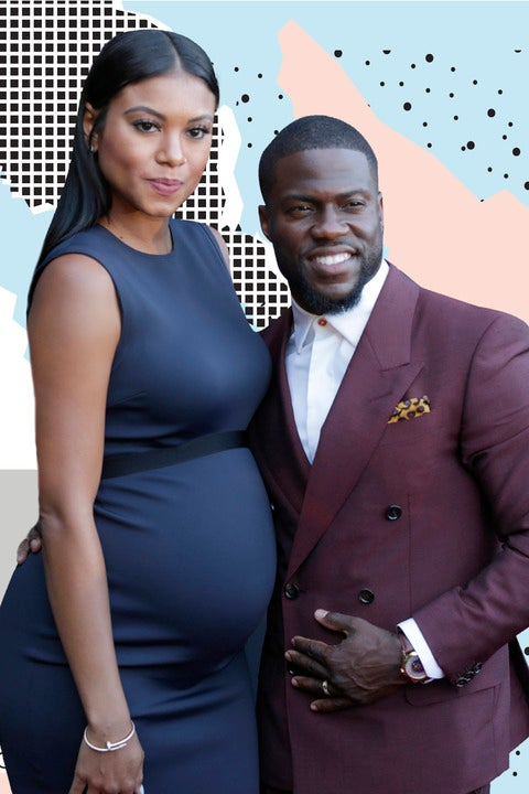 Kevin And Eniko Hart Welcome Son Kenzo Kash