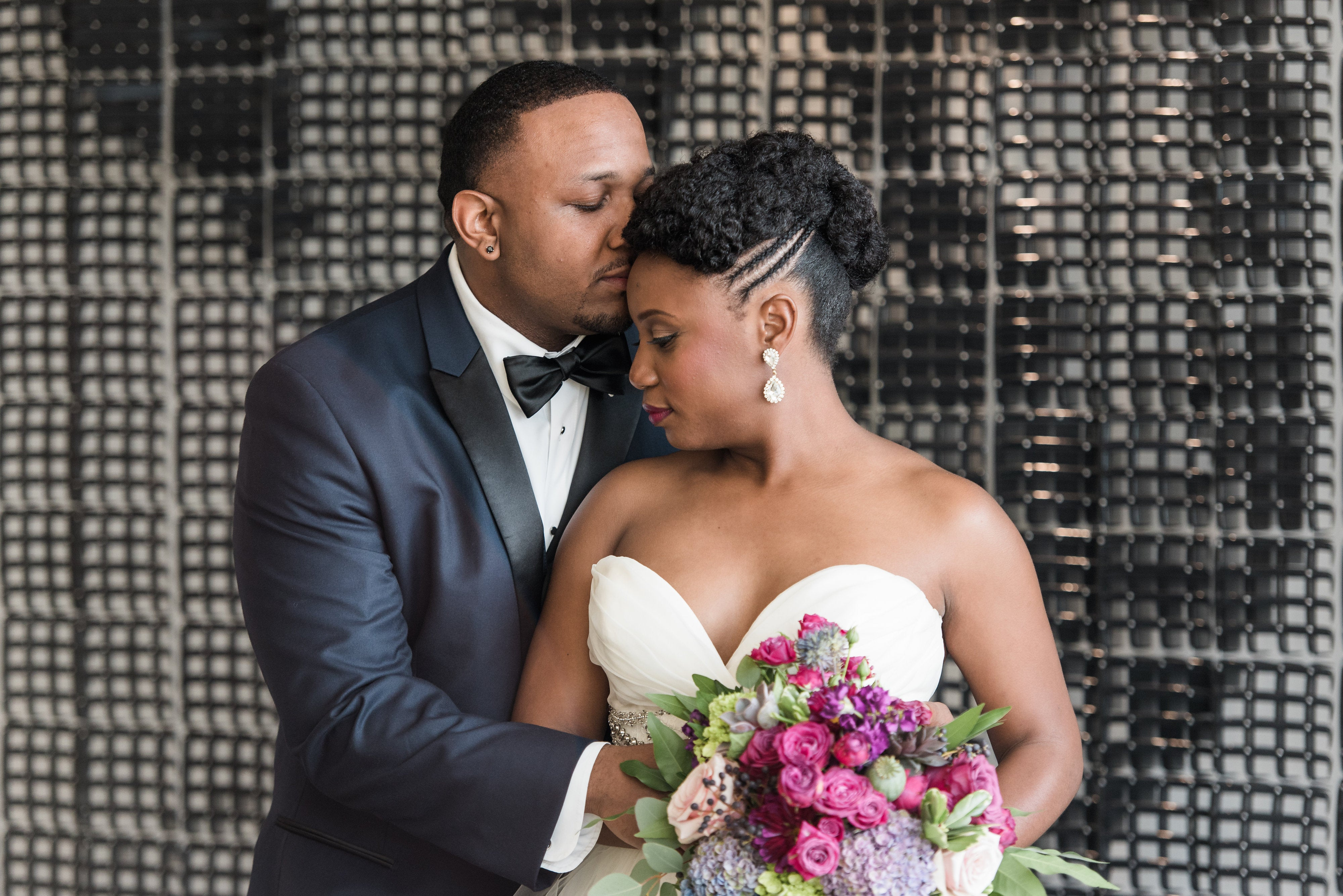 Bridal Bliss Cottrell And Niles Indianapolis Wedding Essence