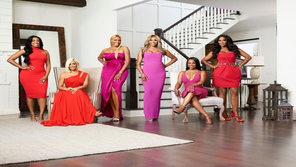 Zombies Crash A Housewives Party In The Spooky New 'RHOA' Trailer