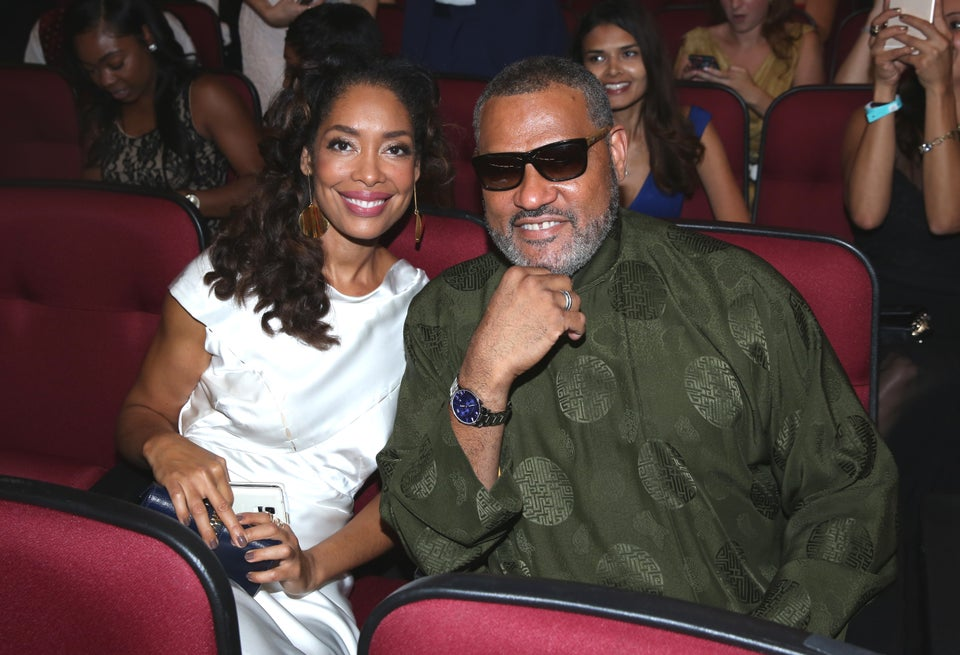 Laurence Fishburne And Gina Torres Split: Our 'Love Story' Has 'A Different Ending Than Either One Of Us Had Expected'