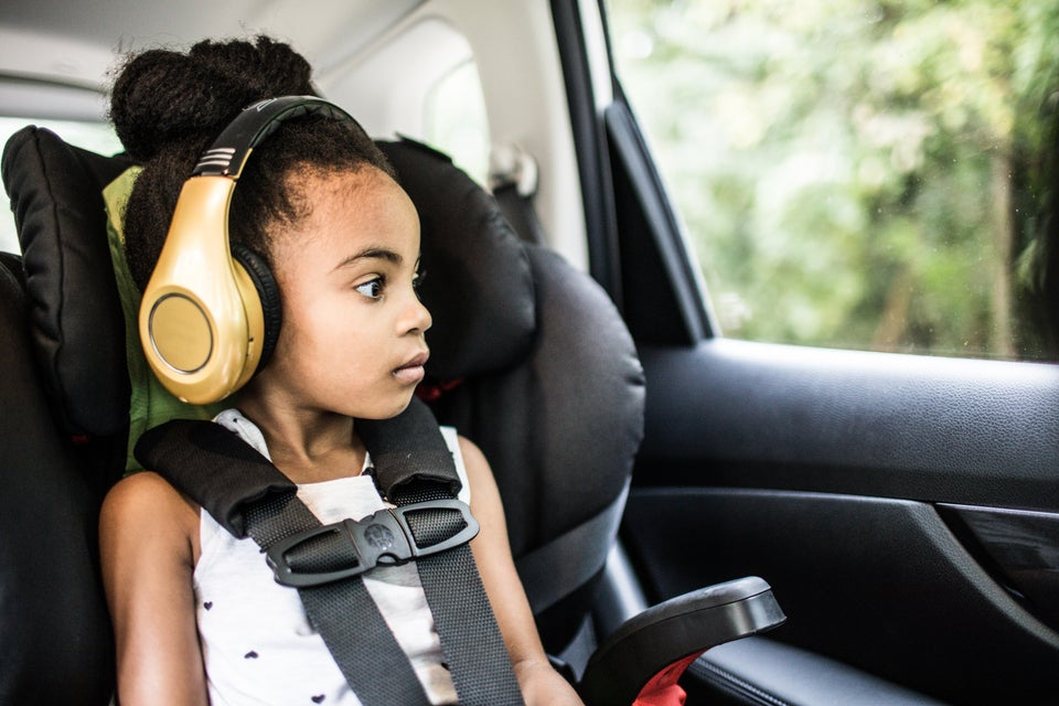 Everything You Ever Wanted to Know About Car Seat Safety