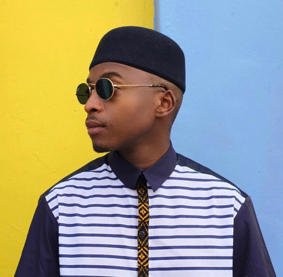 Africa's Favorite Street Style Photographer Trevor Stuurman Finds Home