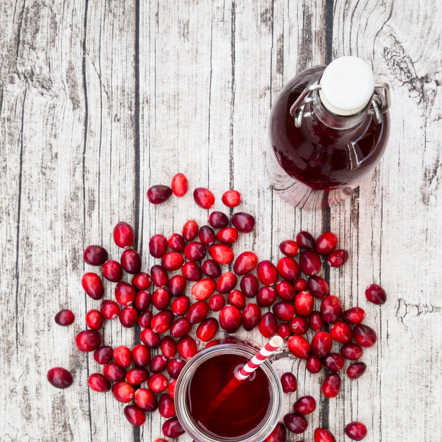 The Case for Cranberries to Fight a UTI Just Got a Whole Lot Stronger
