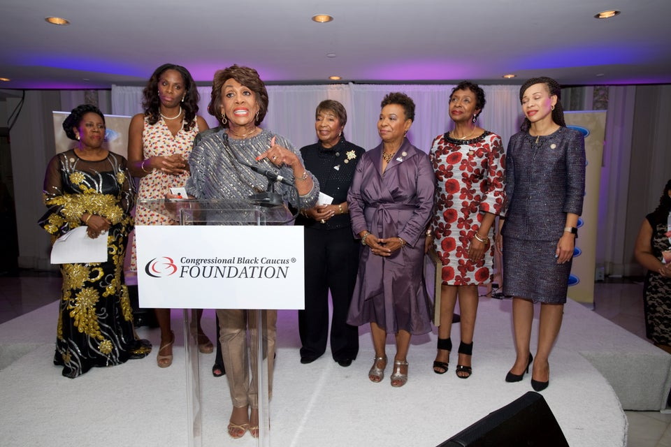 Black Power, Pain And Purpose At The CBCF Conference