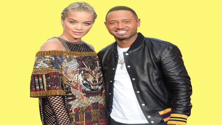 Jasmine Sanders Thinks She And Terrence J Are 'Really Cute Together' And We Totally Agree