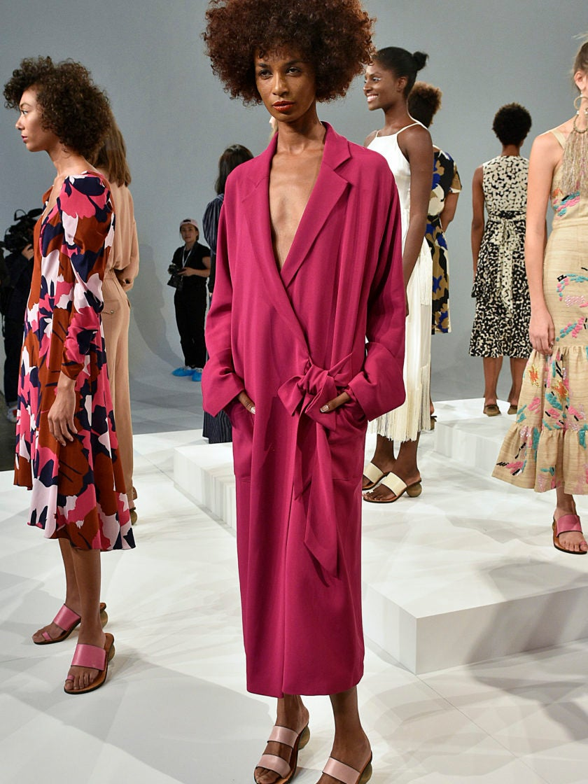 New York Fashion Week's Spring 2018 Season Was The Most Diverse Ever