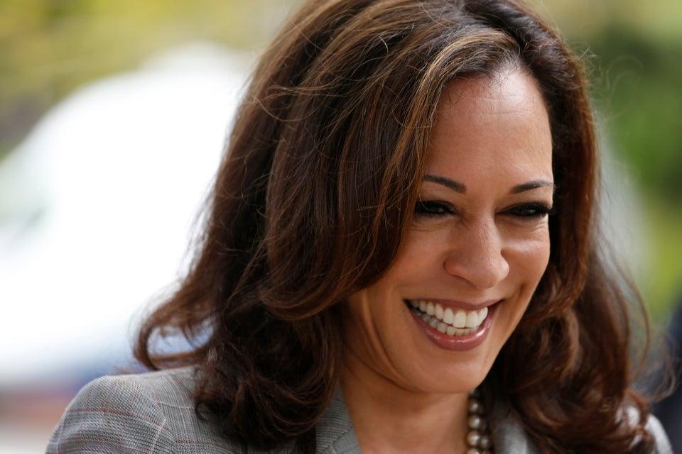 Sen. Kamala Harris: 'Black Women's Agenda Should Be America's Agenda'