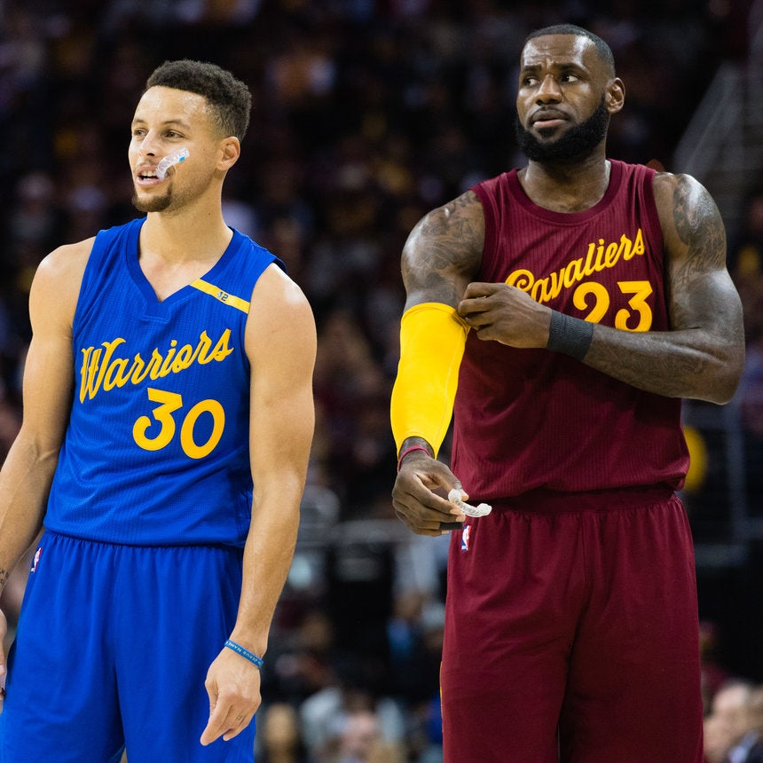 LeBron James Blasts Trump For Disinviting Steph Curry To The White House, Twitter Responds Accordingly