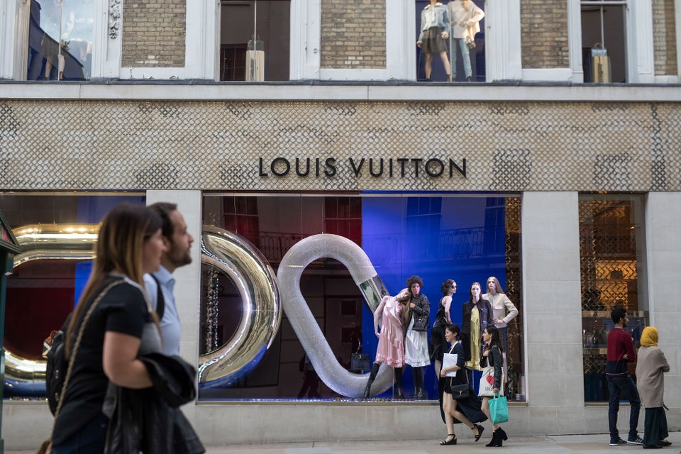 Guess Which Luxury Label Was Just Named The Top Fashion Brand?
