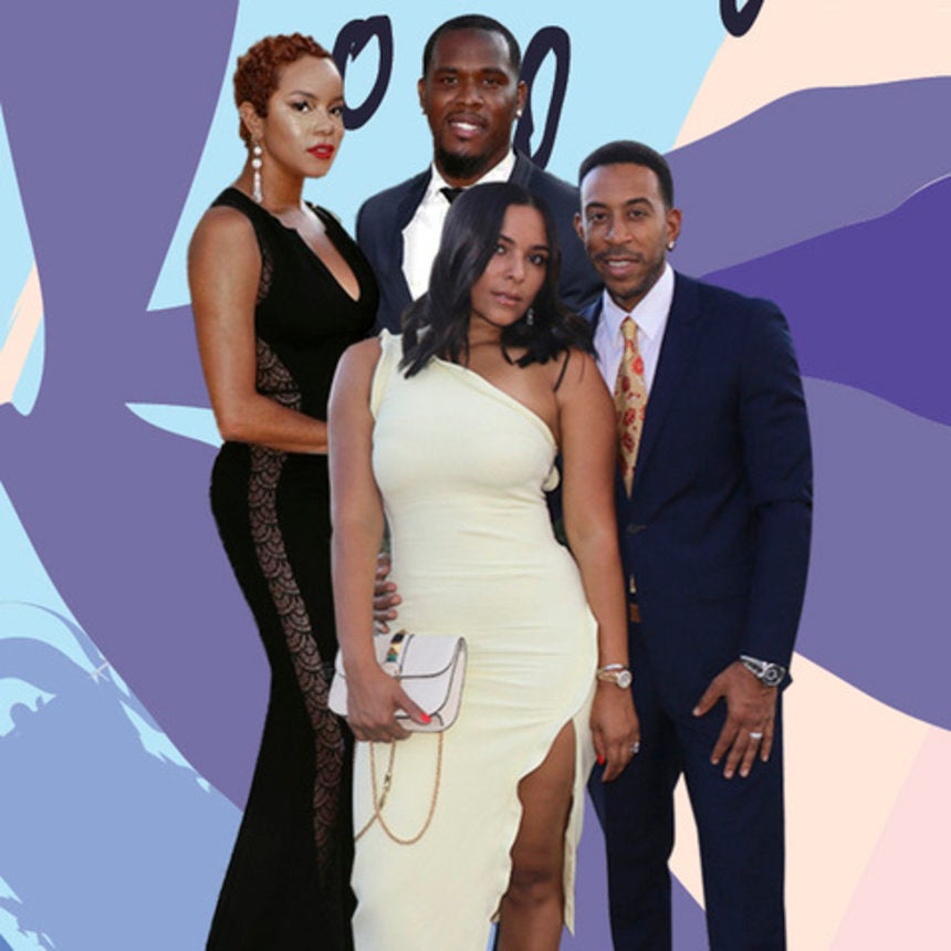 Besties Letoya Luckett and Eudoxie Bridges Party The Night Away With Their Guys 40,000 Feet In The Air
