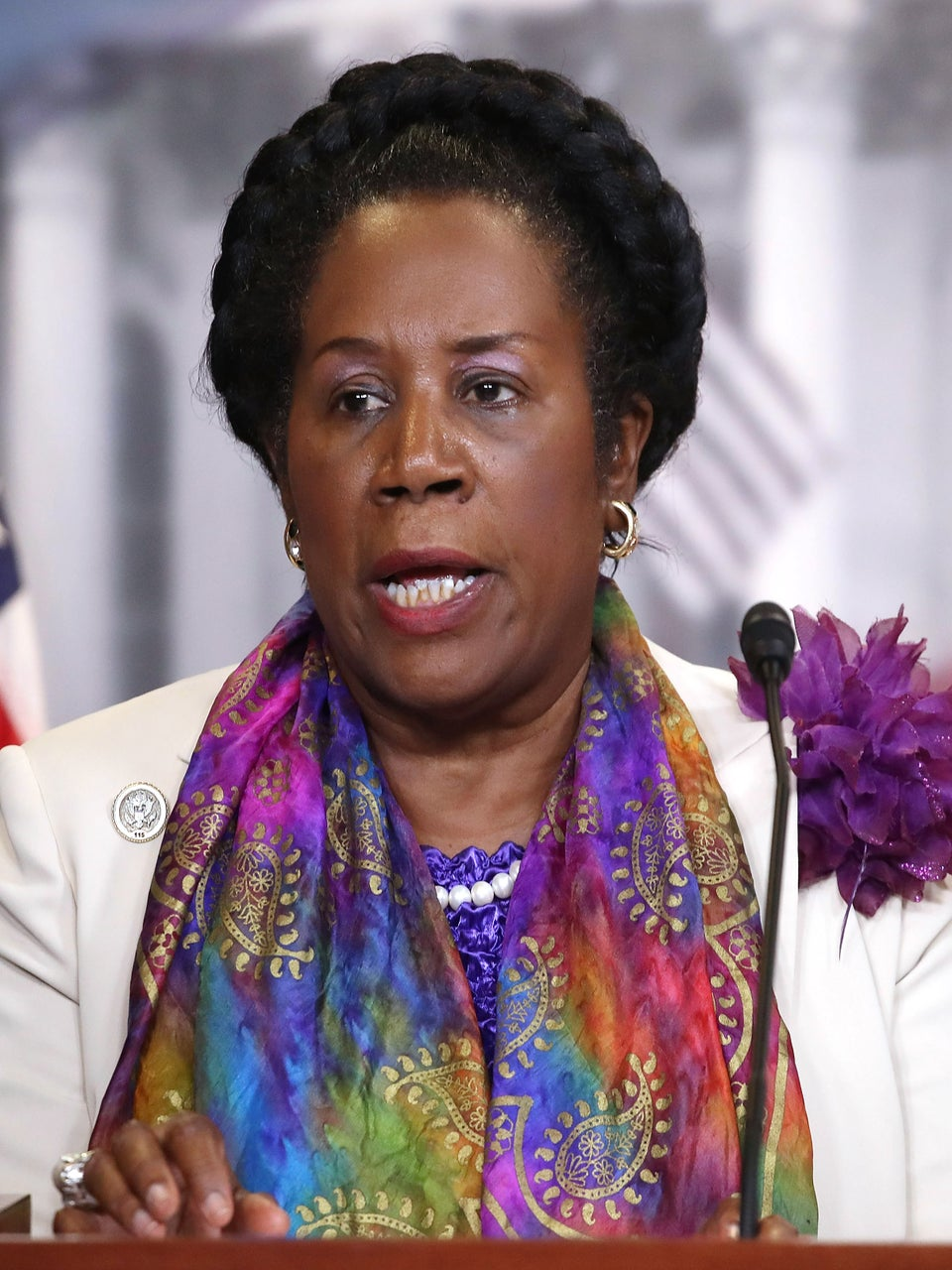 Rep. Sheila Jackson Denies Preferential Treatment From Airline