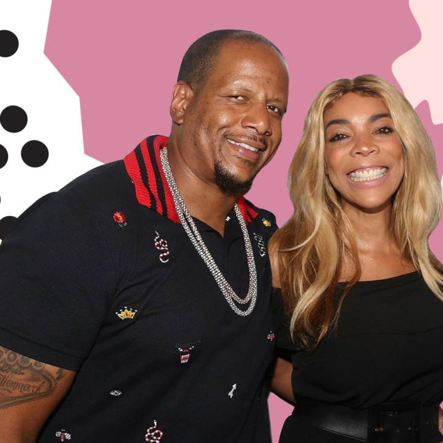 Wendy Williams Responds To Allegations Of Husband's Infidelity: 'Don't Believe The Hype'
