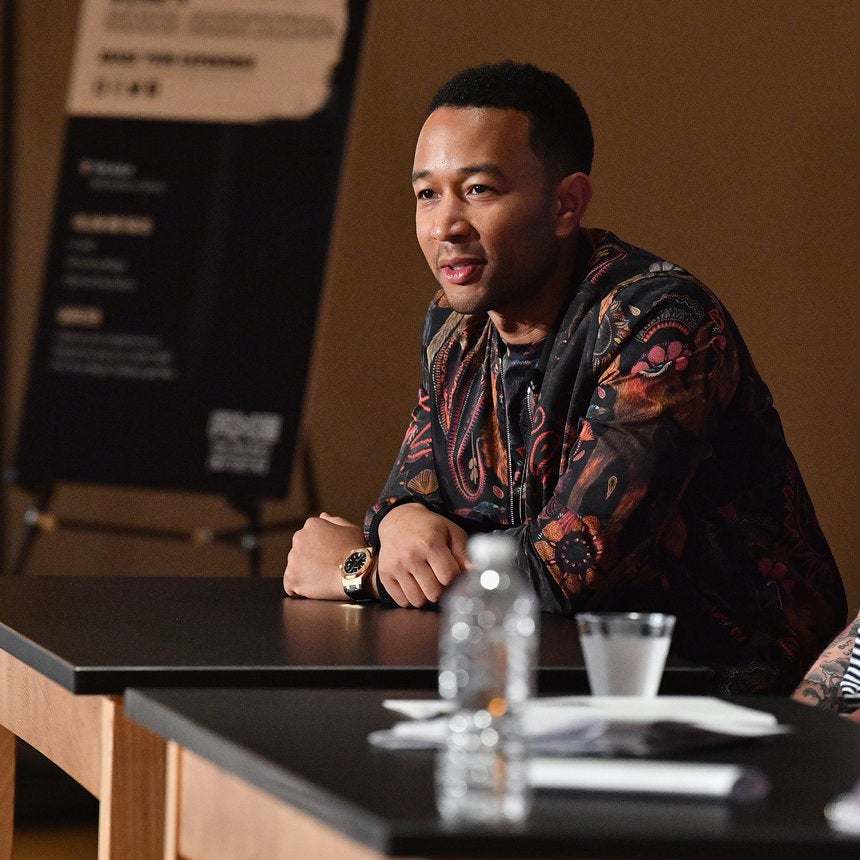 John Legend Makes Passionate Plea To Keep 'Underground' In Production