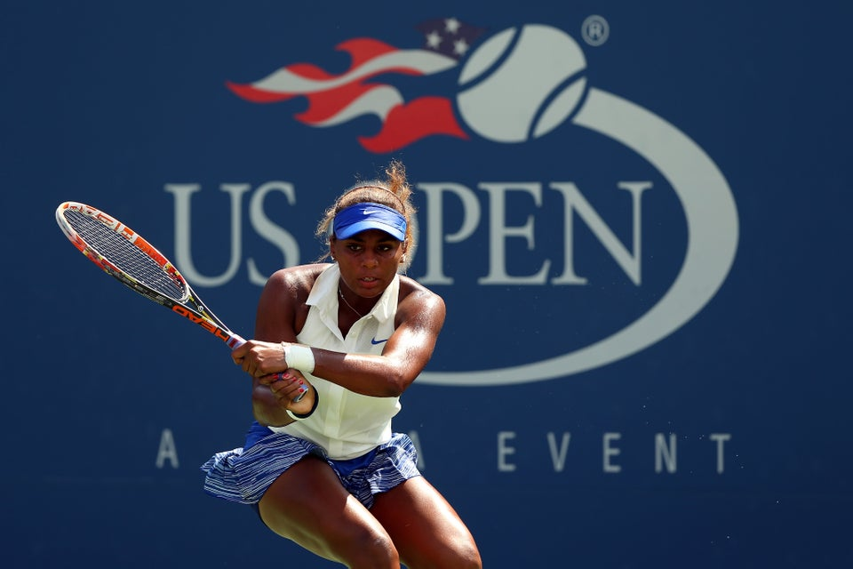 Poverty Sidelines One Of Tennis' Most Promising Players