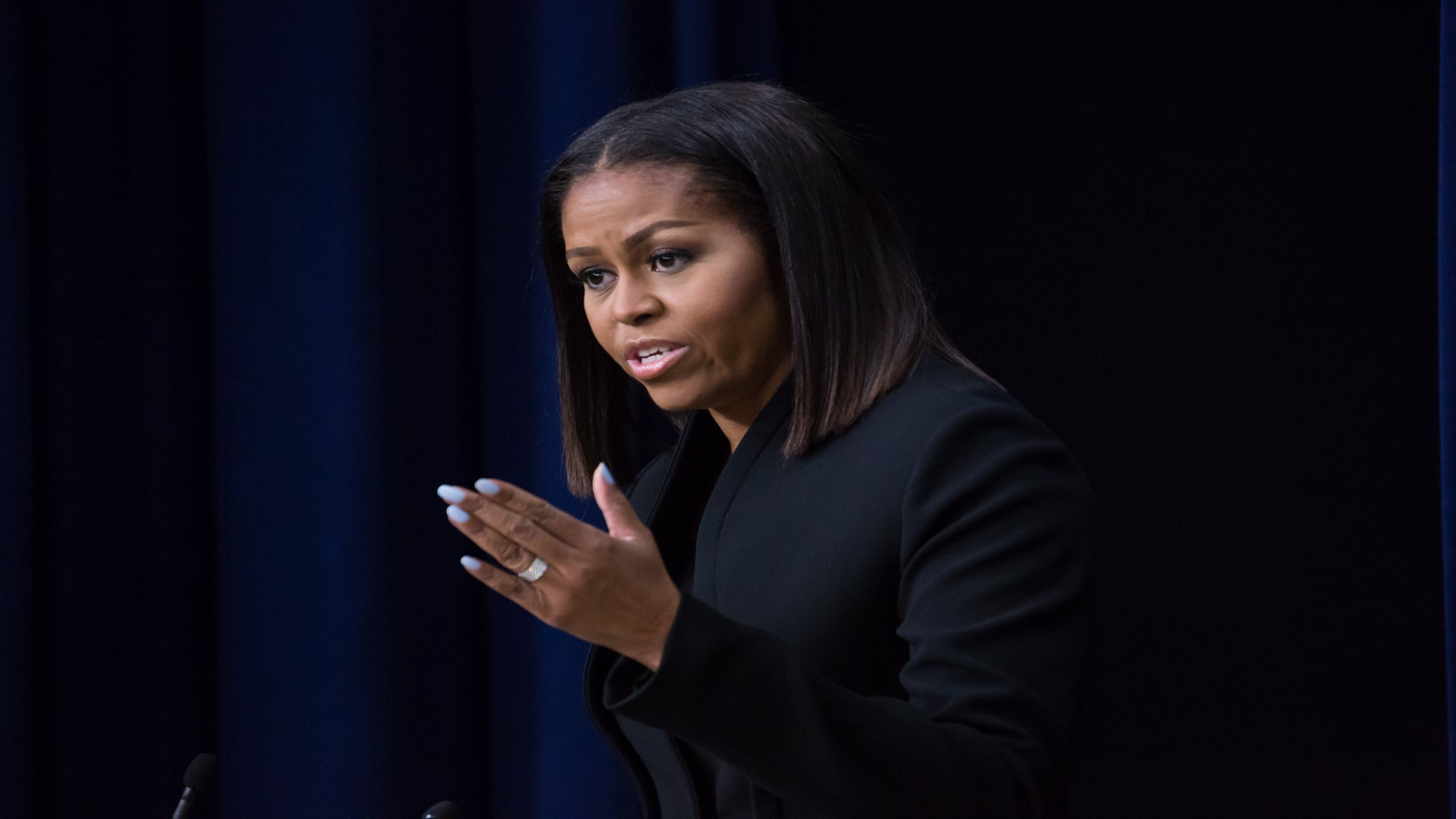 Michelle Obama On Sexual Misconduct Allegations: 'There Is An Ugliness There'