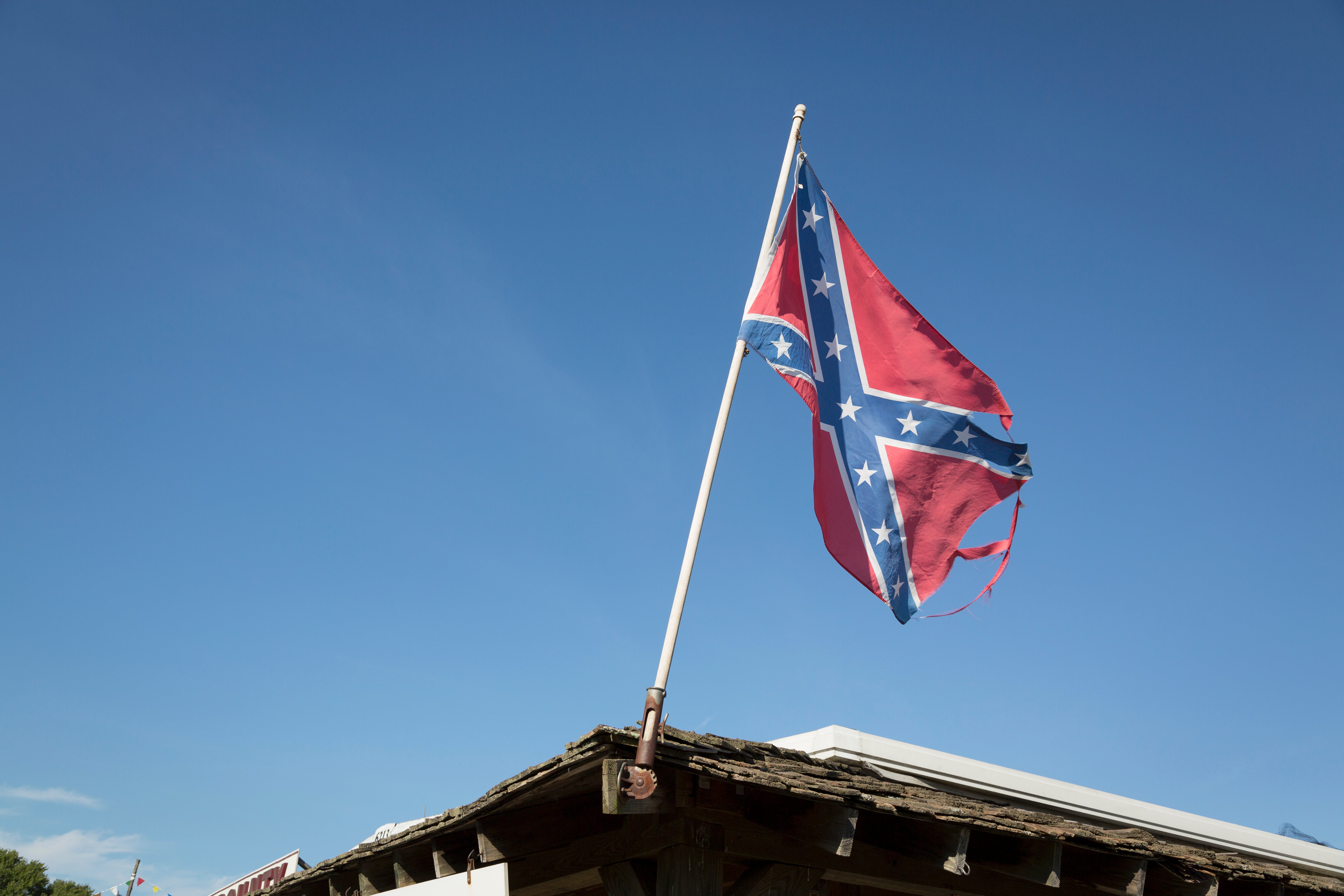 American University Targeted In Racially-Motivated Attack Using Confederate Flags