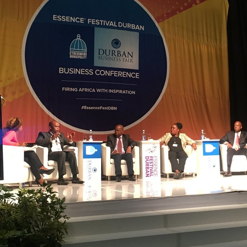 ESSENCE Festival Durban Kicks Off With A Meeting of Africa's Best Business Minds