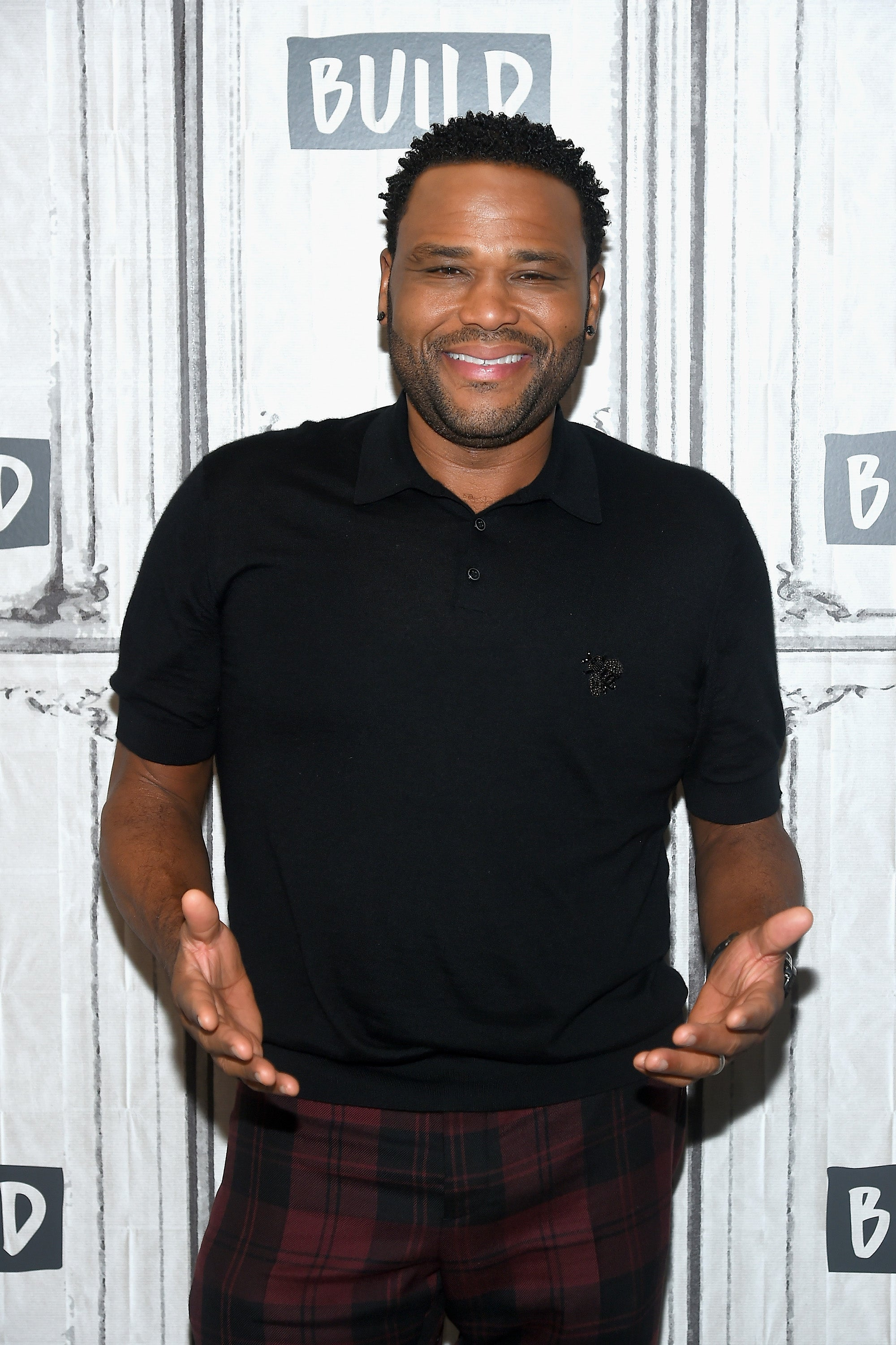 An Eviction NoticePushed Anthony Anderson Into Adulthood