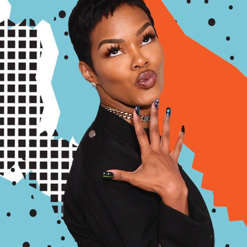 Adorable! Teyana Taylor's Daughter Junie Crashes Her Interview To Help Her Sing Songs From Her New Album