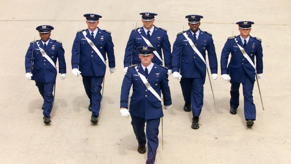 U.S. Air Force Academy Looking For Culprit In Hate Crime Against African-American Cadet Candidates