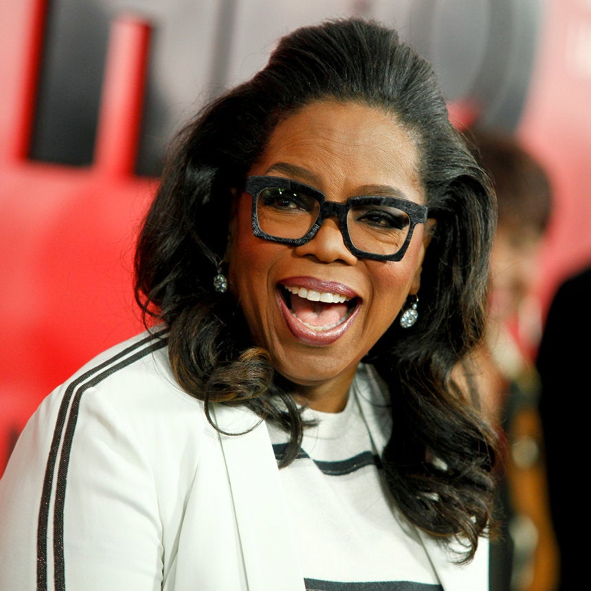 Oprah Hasn't Been To A Bank Since 1988... Because She's Oprah