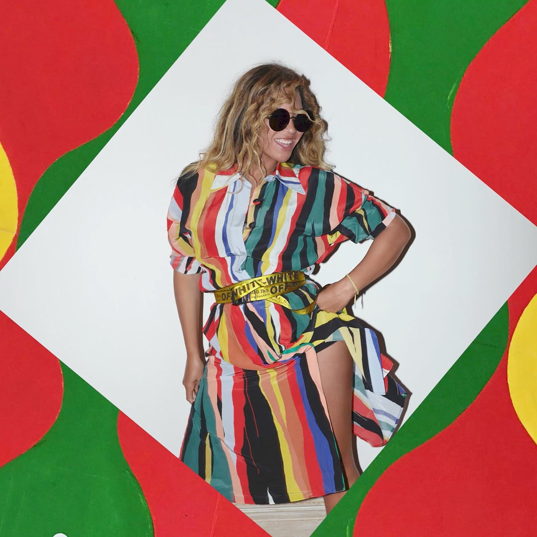 Where to Buy Beyoncé's Killer Outfit from the New 'Mi Gente' Video